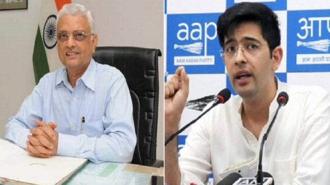 Aam Aadmi Party calls Election Commission as Khap Panchayat, slams new chief Om Prakash Rawat