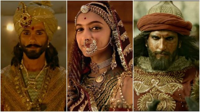 Deepika Padukone, Shahid Kapoor and Ranveer Singh will not promote the controversial film Padmaavat, Here's why