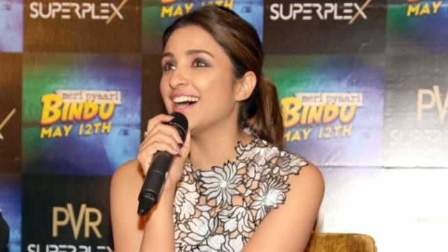 After Sonam Kapoor, Parineeti Chopra bashes blind items, says spreading rumours at celebrities cost is not fair