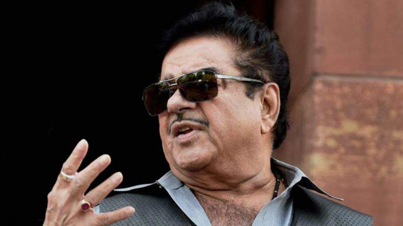 BJP MP Shatrughan Sinha slams PM, says today's saffron party is of Modi