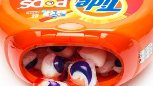 Teens urged to stop popping washing tablets as new craze hits USA