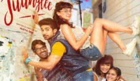 Taapsee Pannu, Saqib Salem steal hearts in Dil Junglee star-cast reveal poster