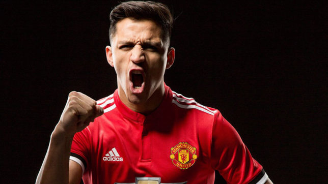 Alexis Sanchez's desire to don the Manchester United shirt was above money