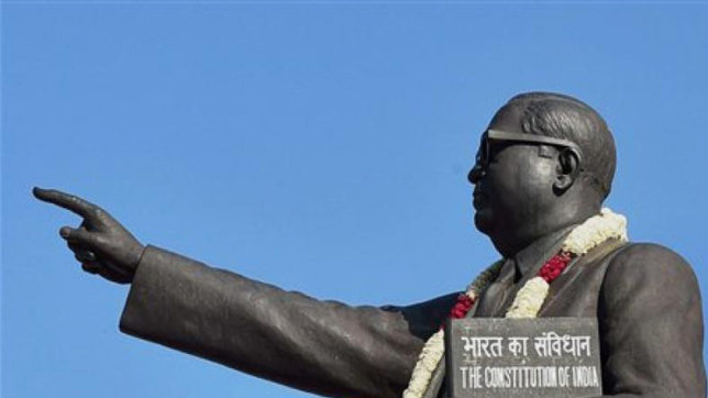 Ghaziabad court shuts down as protests erupt over Ambedkar statue