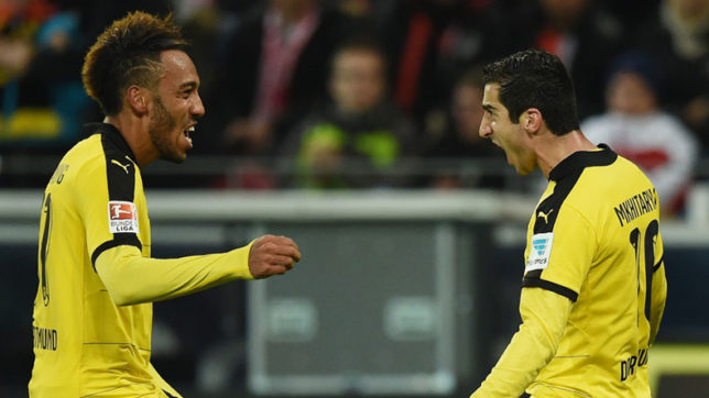 How Pierre-Emerick Aubameyang at Arsenal can unleash footballing beast in Henrikh Mkhitaryan