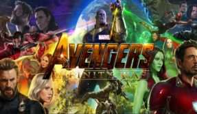 Avengers Infinity War becomes first superhero movie to match Lord of the Rings with 76 characters