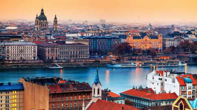 Top 10 things to do in the beautiful city of Budapest