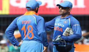 MS Dhoni shuts Virat Kohli's critics, says taking 20 wickets in South Africa big positive