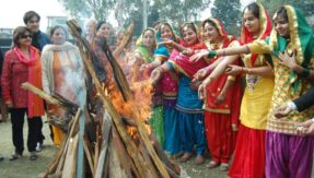 Lohri 2018: Why are foods fed to bonfire during the festival?