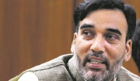 Disqualification of 20 AAP MLAs was A.K. Jyoti's gift to Modi: AAP: Gopal Rai