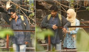 First look of Ranveer Singh,Alia Bhatt revealed from Zoya Akhtar's directoral Gully Boy