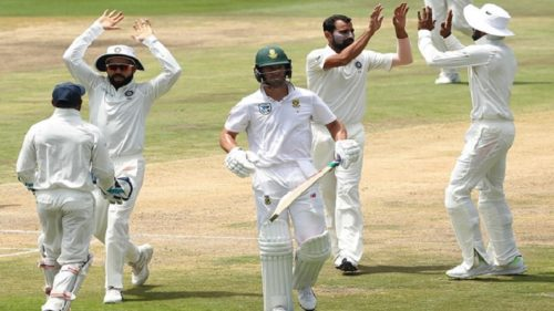 India vs South Africa 2nd Test: India need 287 runs to win