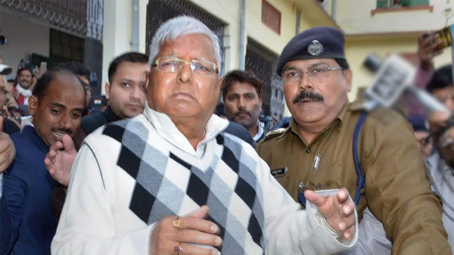 Lalu Prasad Yadav verdict highlights: Fodder Scam convict RJD chief's sentencing postponed for tomorrow