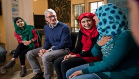 Apple joins hands with Malala Fund to empower girls education