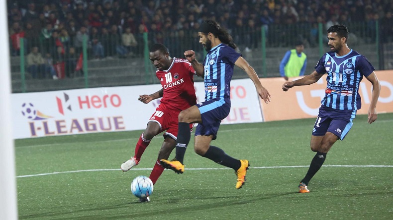 I-League: Minerva Punjab FC beat Shillong Lajong FC to cement top spot