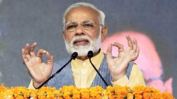 Prime Minister Narendra Modi on Monday urged the country's scientists and researchers to come out of
