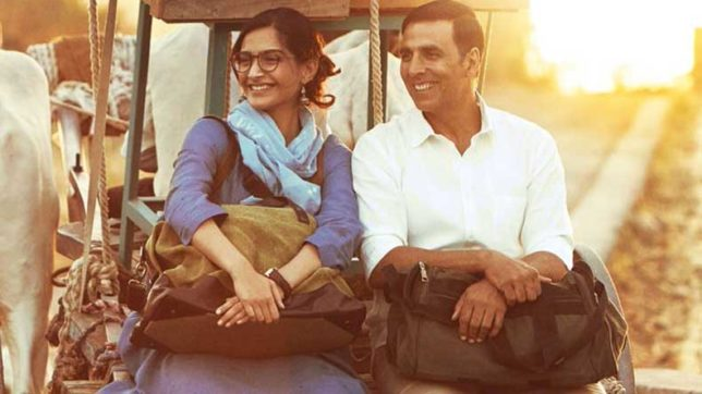PadMan actor Sonam Kapoor reveals that screen timing does not matter to her