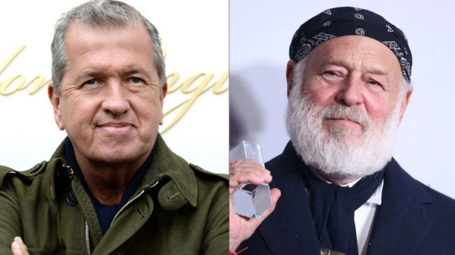 Photographers Mario Testino, Bruce Weber accused of sexual exploitation of male models
