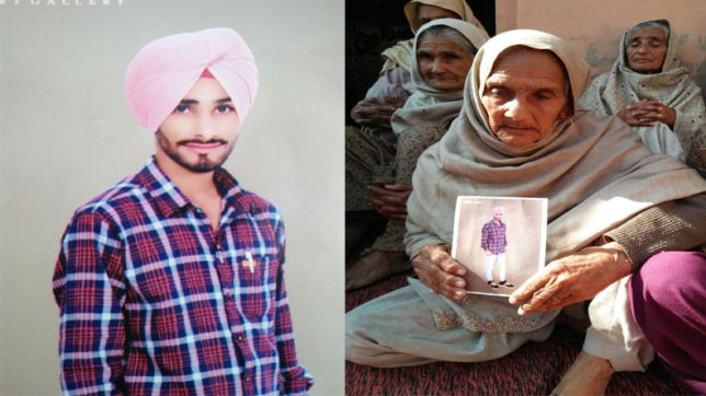 Punjab: 82-year-old Grandmother refuse to cremate grandson; after his body found mutilated