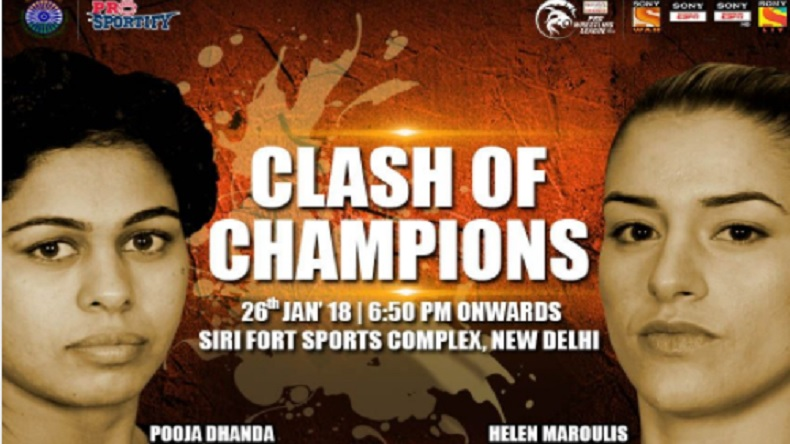 Pro Wrestling League 2018 Season 3 FINAL Preview: Haryana Hammers to battle it out with Punjab Royals in summit clash