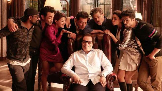 Adorable! Race 3 team celebrates Ramesh Taurani's birthday with an epic picture
