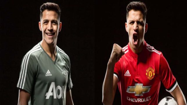 It's official: Alexis Sanchez joins Manchester United from Arsenal; Henrikh Mkhitaryan moves to Emirates