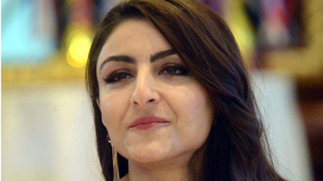 India needs more brave producers, writers to make women-centric films: Actor Soha Ali Khan