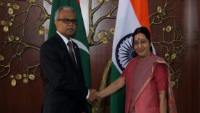 After 'free trade agreement' with China, Maldives assures New Delhi of 'India First' policy