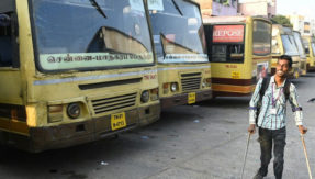 Tamil Nadu bus strike: Unions refuse to end strike, passengers stranded across the state