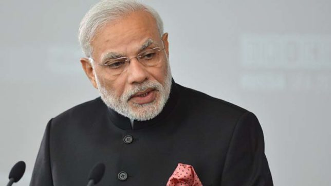 Looking forward to share vision of India's engagement with world: PM Modi