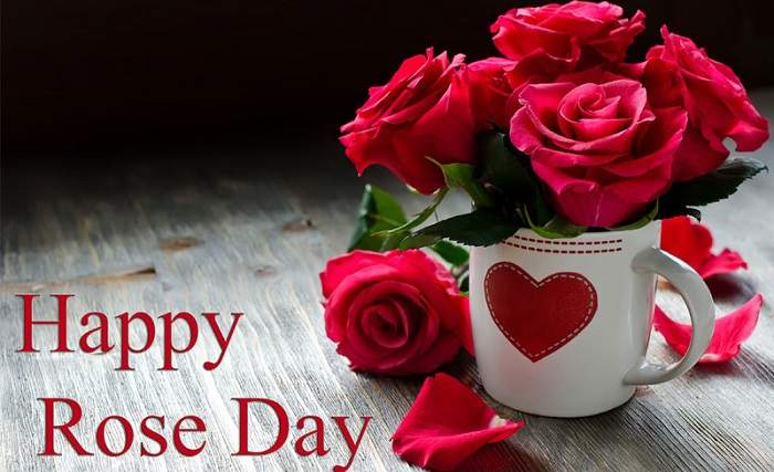 Happy rose day 2018 wishes whatsapp messages rose day wishes and happy rose day 2018 wish your loved one to make her feel happy m4hsunfo
