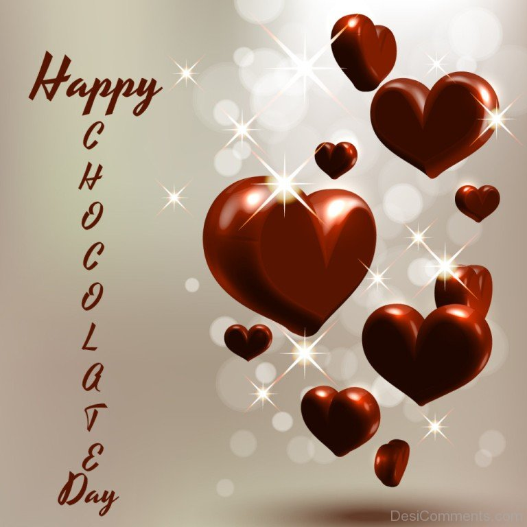 Happy Chocolate Day Gifs Images for Whatsapp and Facebook