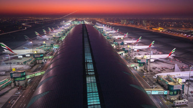 Dubai airport retains position as world's No. 1 for international passengers