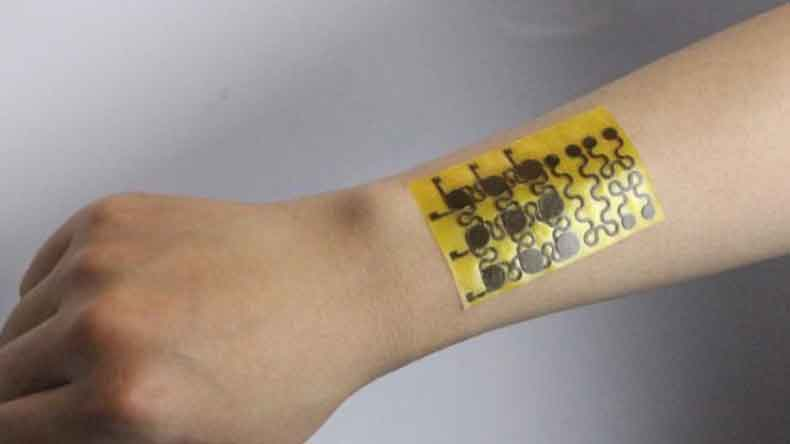E skin, electronic Skin, self healing, malleable, recyclable, research, Scientists, Doctors, health news, latest news