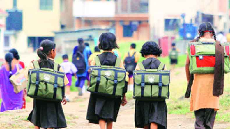 Girls, Government school, Toilet, Yogi Adityanath, PM Modi, Narendra Modi, National Commission for Protection of Child Rights, washrooms, toilets, Beti Bachao, Beti Padhao Yojana, national news, latest news