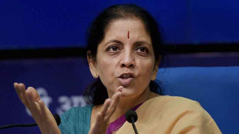 Nirmala Sitharaman requests Finance Ministry to remove education fee cap for children of martyrs