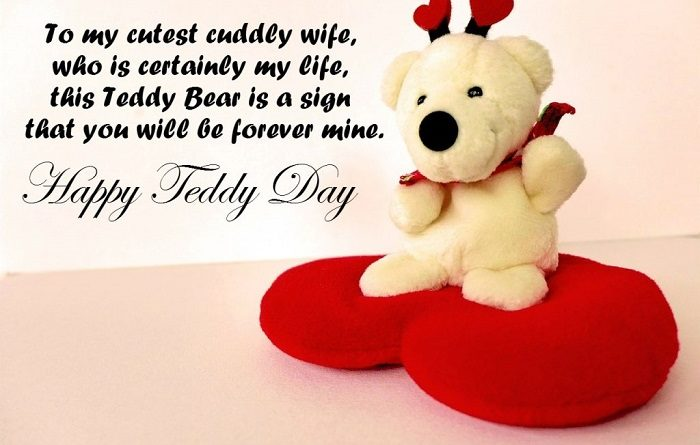 Happy Teddy Day Wishes And Messages For 2018 Whatsapp And Facebook