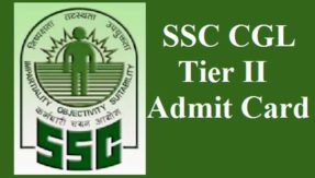 SSC CGL Tier II 2018: SSC releases admit card for central region @ ssc-cr.org