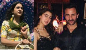 Sara Ali Khan's father actor Saif Ali Khan steps in as daughters launch movie gets stalled