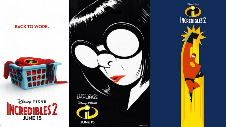 Movie Poster 2019: Incredibles 2: New Teaser Poster Will Get You Hyped For