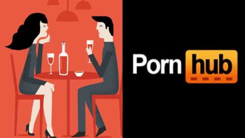 Valentine's Day fever hits Pornhub, adult site witnesses staggering traffic on day of 'love'