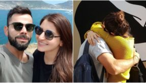 Love is still in the air for Virushka! Virat Kohli shares an adorable photo with his 'one and only' Anushka Sharma