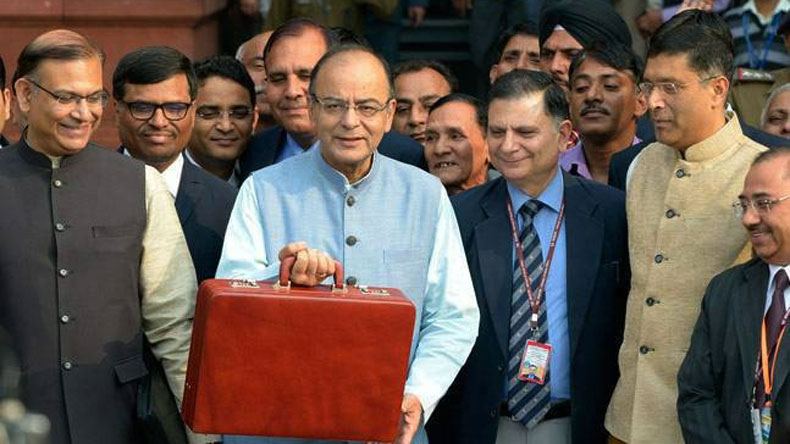 Budget 2018, Union Budget, Union Budget 2018, arun jaitley, income tax, income tax rates, lok sabha, Narendra Modi, parliament, rajya sabha, Union Budget, Union Budget 2018, Union Budget 2018-19, income tax slab, Narendra Modi,economic survey,budget session, budget political reactions, national news