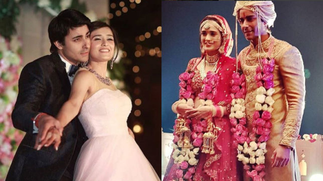 Television Actor Gautam Rode Ties The Knot With Pankhuri Awasthy In A Fairytale Wedding