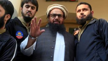 The signed ordinance also includes Hafiz Saeed's group and his terror organisations like Jamaat-ud-Dawa (JuD)