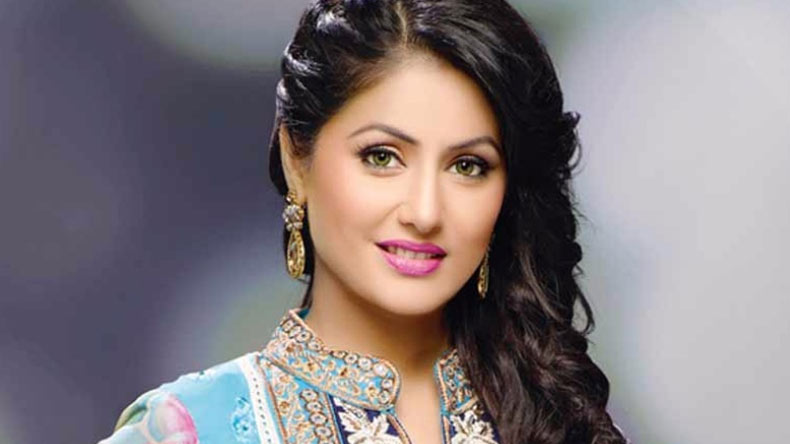 Hina Khan Looks Ready To Walk Down The Aisle In Her Latest Photos