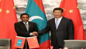 We don't want problem of Maldives to become an issue between India and China, says Chinese official