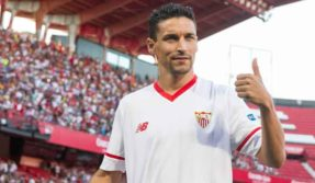 Former Manchester City star Jesus Navas wants Sevilla to dump Manchester United out of Champions League