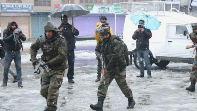 Encounter in Srinagar's Karan Nagar area ends, 2 LeT militants killed
