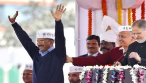 AAP completes 3 years in Delhi; know 10 facts about the Arvind Kejriwal government